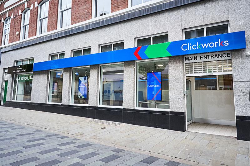 Clickworks building